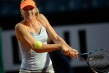 Sharapova abandon el Master de Roma
