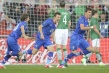 Eurocopa 2012: Croacia (3) vs Irlanda (1). Segundo tiempo
