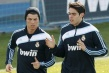 Kak vuelve al entrenamiento con el Real Madrid 