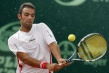 Cabal cae con De Bakker en ATP Tour de Chennai, India 