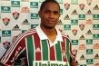 Edwin Valencia festej el ttulo con Fluminense, tras susto en avin en el que viaj a Ro