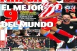 Marca: &quot;Falcao el mejor 9 del mundo&quot;