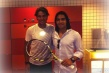 Dos grandes se juntan...&quot;El Tigre&quot; Falcao se tom foto con Rafael Nadal