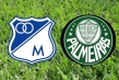 Minuto a minuto Millonarios Vs. Palmeiras