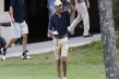Obama juega al golf contra su ms poderoso opositor 