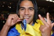 Falcao en la lista de los 23 al Baln de Oro