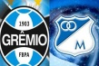 Millonarios arrancar de visitante ante Gremio por los cuartos de final de la Suramericana