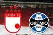 Minuto a minuto Santa Fe Vs. Gremio