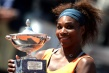 Serena Williams fulminó a Azarenka y conquistó Roma