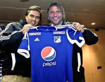 Gerardo Beyoda, nuevo refuerzo de Millos