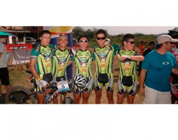 Antioquia es primera en el &#039;Campeonato Nacional MTB&#039;
