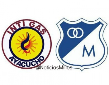 Inti Gas busca triunfo en Sudamericana con esquema sorpresa ante Millonarios