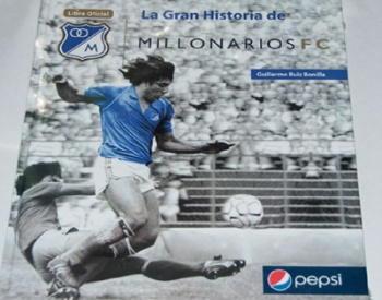 Lanzamiento del libro La Gran Historia de Millonarios 